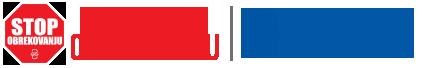 STOP OBREKOVANJU Logo
